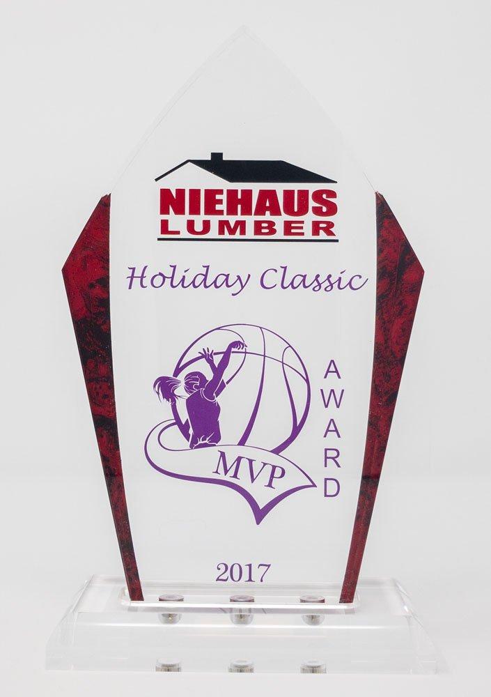 Custom Printed Acrylic Award
