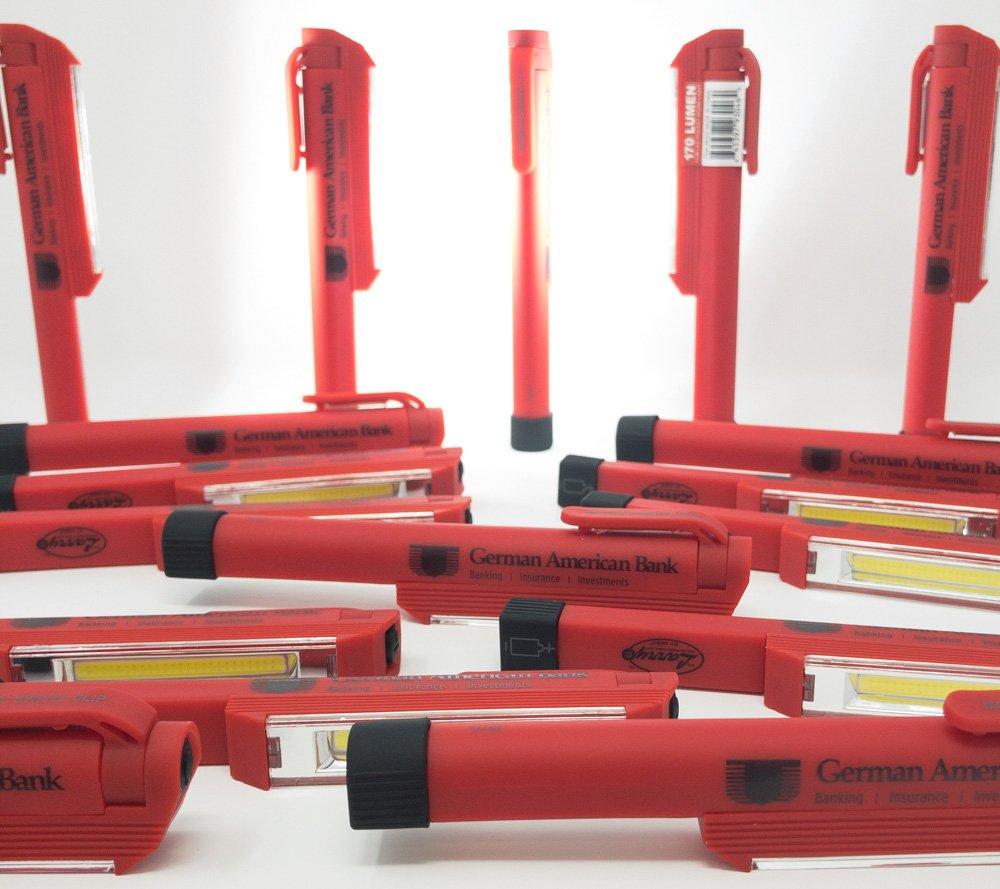 UV Printed NEBO flashlights