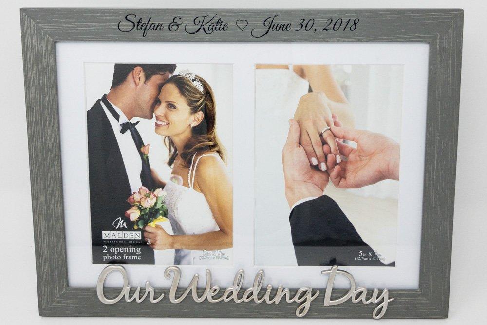 Custom Printed Photo Frame