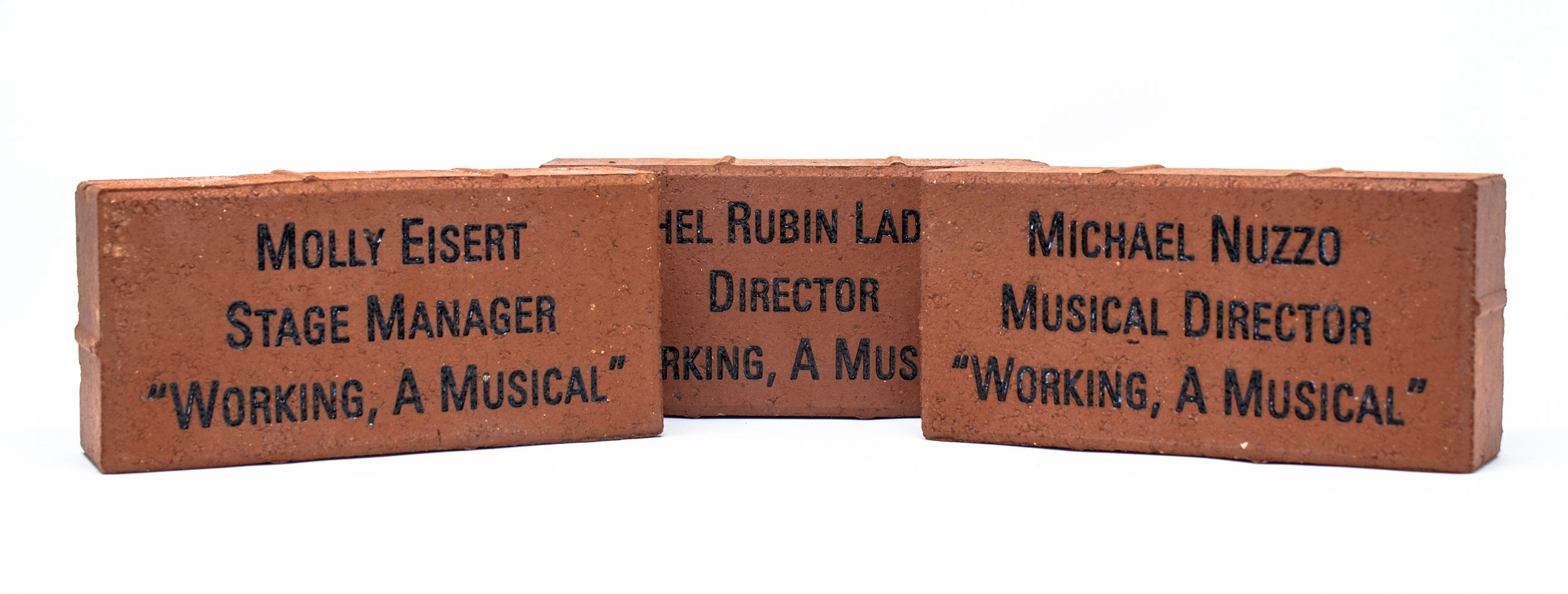 Custom Engraved Memorial Bricks